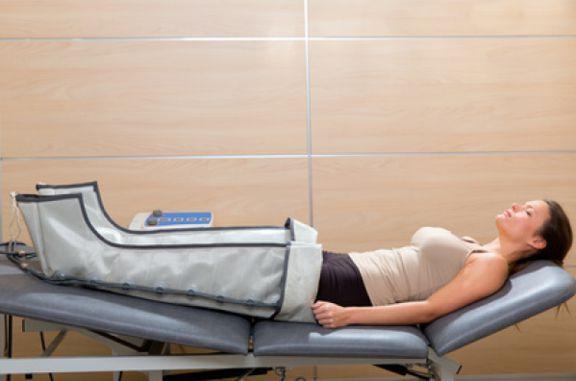 Combater a celulite com a pressoterapia