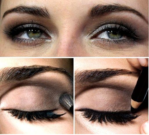 Como fazer Smokey Eyes
