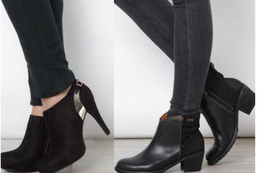 como usar botins com calças
