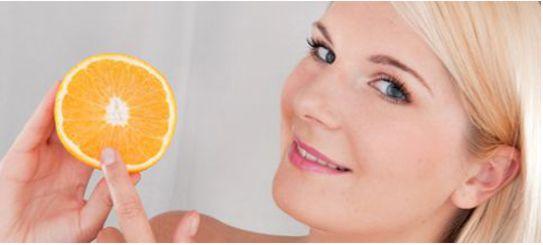 A Importância da vitamina c na pele