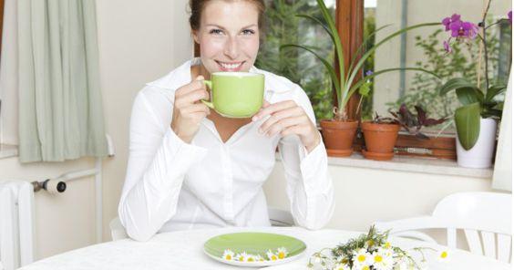 Chás para aliviar a tosse