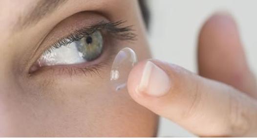 Dicas para usar bem as lentes de contacto