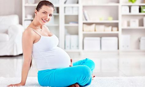 Benefícios do exercício físico durante a gravidez