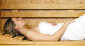 Como fazer Sauna