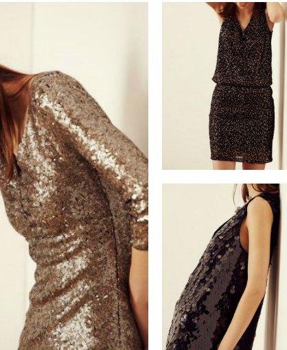 Coleção roupa de festa Sfera 2014/2015