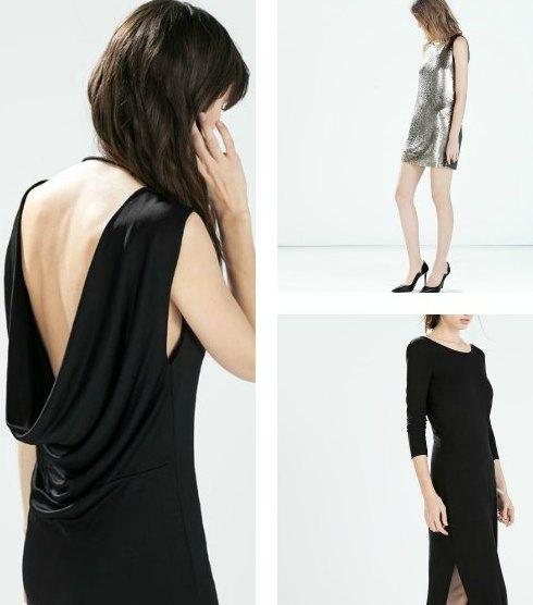coleção roupa especial festa Zara 2014/2015