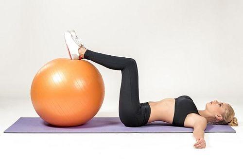 exercicios fitball