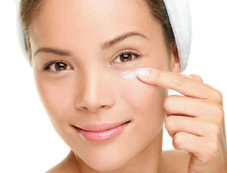 Cremes de Olhos com Proteção Solar