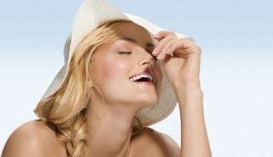 Como evitar as manchas no rosto