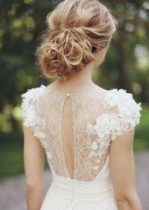Cinco penteados de noiva