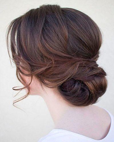 estilo de cabelo para noivas
