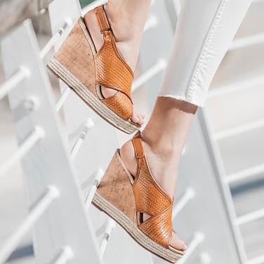 marcas de sapatos confortáveis femininos
