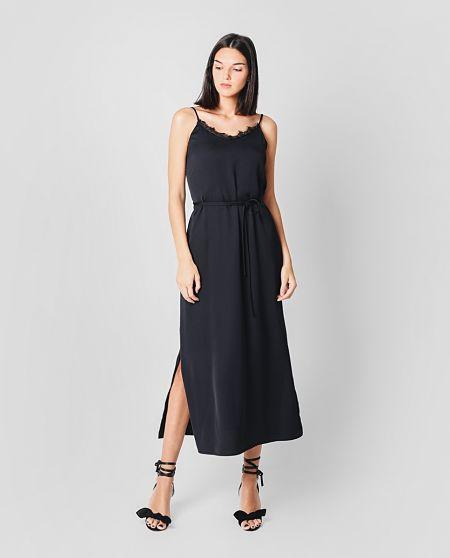 Vestido preto para o verão