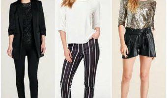 Truques de moda para parecer mais alta