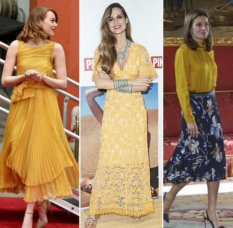 que cores combinam com o amarelo mostarda
