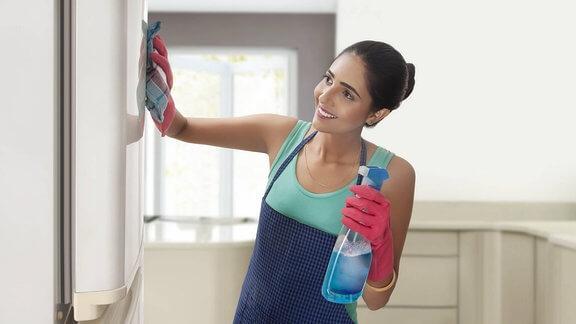 Truques para economizar tempo na limpeza da casa