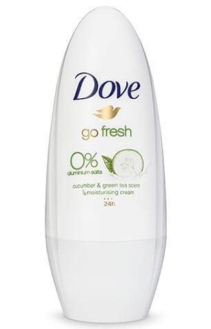 Os melhores desodorizantes naturais sem alumínio
